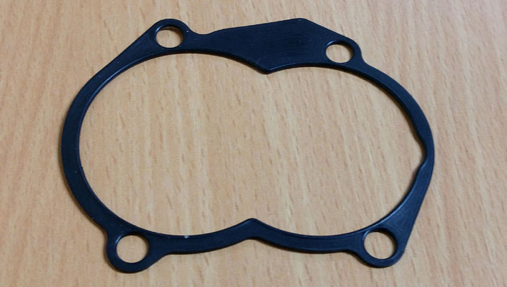 Gasket used in measurement