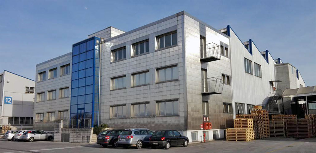 Figure 1: Verona Lamiere factory in Italy