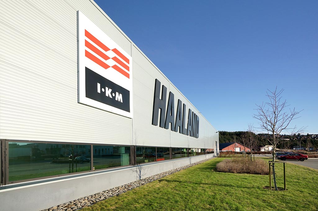 Figure 1: IKM Haaland factory in Norway